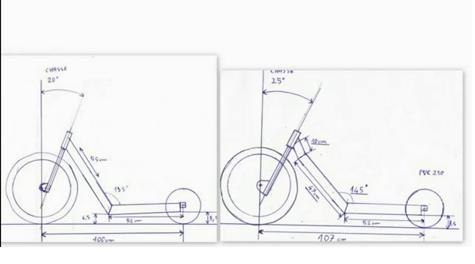 Рама для трицикла своими руками чертежи